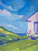 Colleen Kidder - Cottage by the Sea