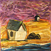 Yvonne Gaudet - Cottage by the Sea