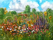 Nancy Van den Boom - Cottage Garden