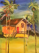 Suzanne Canner - Cottage on the Myakka...