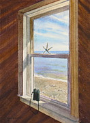 Karol Wyckoff - Cottage Window