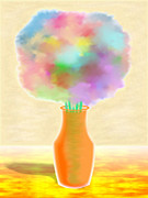 Ricardo  De Almeida - Cotton Candy Bouquet