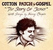 Jesus Drawings Prints - Cotton Patch Gospel Harry Chapin Print by Cristophers Dream Artistry