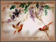 Blessings Digital Art - Count Your Blessings by Bobbee Rickard