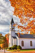 Jeff Folger - Country church under...