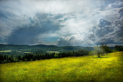 Field. Cloud Prints - Country - Eternal hope Print by Mike Savad
