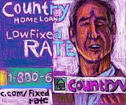 2000s Originals - Country Home Loan Low Fixed Rate by Mike Miller