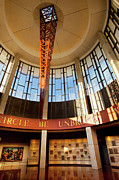 Tennessee. Country Music Prints - Country Music Hall of Fame Print by Brian Jannsen