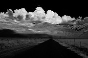 Cloud Art - Country Road by Cat Connor