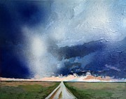 Robert Handler Art - Country Storm by Robert Handler