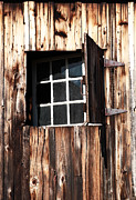 Country Window Framed Prints - Country Window Framed Print by John Rizzuto