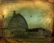 Country Art Prints - Countryside Print by Gothicolors And Crows