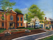 Alexandra Kopp - Courthouse on Main Street