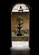 John Gusky - Courtyard