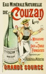 Antique Digital Art Posters - Couzan Poster by Gary Grayson