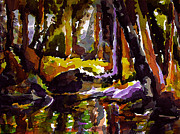 Julianne Felton - Cove at the creek...