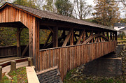 Gary Wightman - Covered Bridge