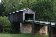 Gerald Adams - Covered Bridge