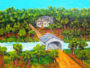 Gordon Wendling - Covered Bridge