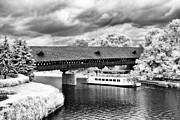 Jeff Holbrook - Covered Bridge In Frankenmuth