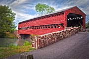 Mary Timman - Covered Bridge of...