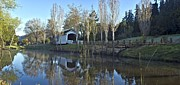 Larry Darnell - Covered Bridge Panorama...