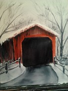 Shawn Cooper - Covered Bridge