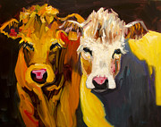 Diane Whitehead - Cow Buddies at Large