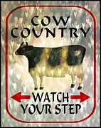 Daryl Macintyre - Cow Country