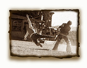 Jeff Brunton - Cowboy Gunfight 3