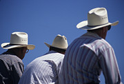 Harold E McCray - Cowboy Hats