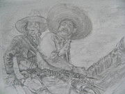 Linda Wan - Cowboys a Riding in the...