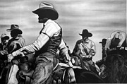 Cowboys Originals - Cowboys by Jerry Winick