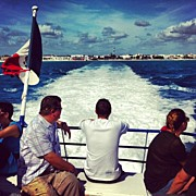 Shawn Who - #cozumel #ferry #mexico...