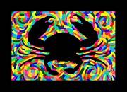 Jim Harris - Crab Silhouette
