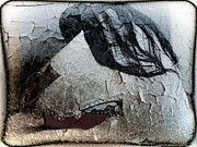 Long Hair Digital Art - Cracked dreams by Gun Legler