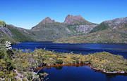 Tasmanian Posters - Cradle Mountain Poster by Dan Breckwoldt