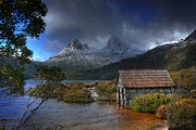 Cradle Mountain Prints - Cradle Mountain Print by Keith Hawley