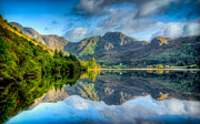 Landscape Photography - Craf Nant Lake by Adrian Evans