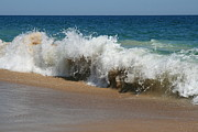Neal Eslinger Photography Prints - Crashing Wave No.2 Print by Neal  Eslinger
