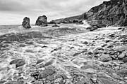 Jamie Pham - Crashing waves from Soberanes Point in Garrapata State Park