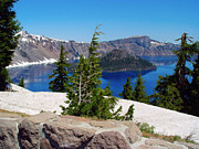 Diane Schuster - Crater Lake And The...