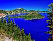 Bob Johnston - Crater Lake National Park