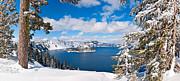 Jamie Pham - Crater Lake Panorama
