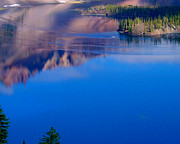 Janice Sakry - Crater Lake Reflection
