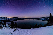 Mike Ronnebeck - Crater Lake Reflections