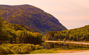 Nancy  de Flon - Crawford Notch Homage to...