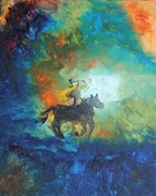 Angela Pari  Dominic Chumroo - Crazy Horse