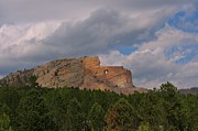 Country Dirt Roads Photos - Crazy Horse at Thunder Mountain by Crazy Horse in Progress