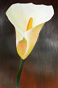 Tracey Harrington-Simpson - Cream Lily